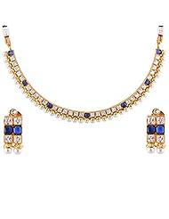Bhagwathi Antique Necklace Set (BGPS0011)