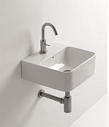Wall Mounted Vessel Sink