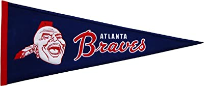 Winning Streak Sports Winning Streak Atlanta Braves MLB Pennant