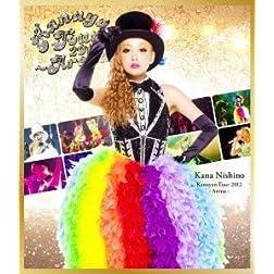 Kanayan Tour 2012 Arena [Blu-ray]