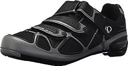 Pearl Izumi Women\'s W Select RD IV Cycling Shoe, Black/Black, 41 EU/9.1 B US