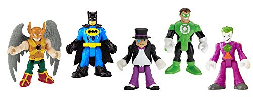 Fisher-Price Imaginext DC Super Friends Heroes & Villains Pack