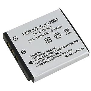 Kodak KLIC-7004 / Fuji Np-50 / Pentax DL-I68 Compatible Li-Ion Battery