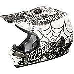 Troy Lee Designs Air Voodoo Helmet - Large/White