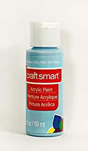 Craft smart acrylic paint 2 1 bottle for Craft smart acrylic paint