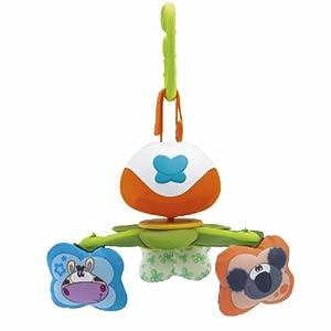 Chicco 903000000 - Móvil para bebé, diseño de animales en BebeHogar.com