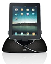 JBL OnBeat 30-Pin iPod/iPhone/iPad Speaker Dock (Black)