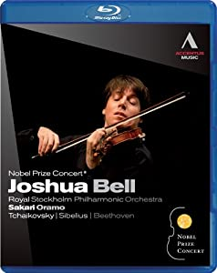 Joshua Bell: Nobel Prize Concert [Blu-ray] [Import]