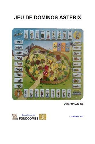 Couverture du livre Le jeu de dominos Astérix