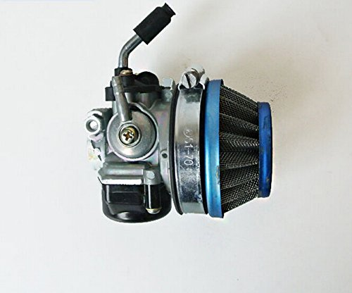 Signswise Blue Racin Carburetor Fits 80cc 2 Stroke Engine Motorized Bicycle (Motorized Bicycle Carburetor compare prices)
