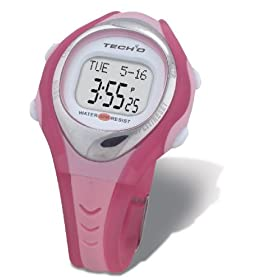 Tech 4 O Accelerator Women's Running Watch