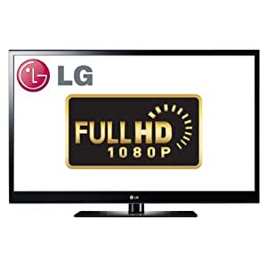 LG 50PK550 50-Inch 1080p Plasma HDTV