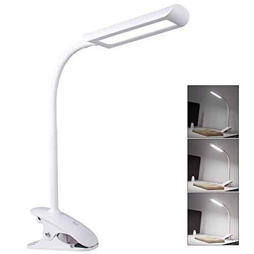 Kedsum Dimmable Eye Care Led Desk Lamp 7w Flexible
