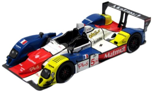 Courage LC70E - Paul Ricard Test 2008 - #5 Solberg/Muller 1:43 Scale Diecast Model
