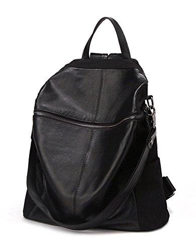 1-x-zaino-per-le-donne-nero-sacchetto-multifunzionale-borsa-haversack-borsa-a-tracolla-impermeabile-