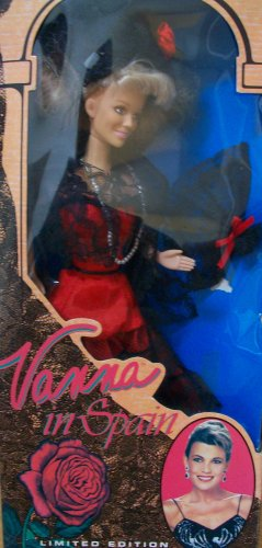 Vanna in Spain, Limited Edition, Fashion Doll Toy - 1