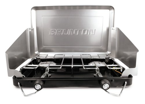 Brunton 2 Burner Stove without Piezo
