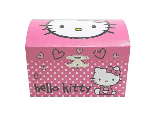 Hello-Kitty-Paper-Jewelry-Box-W-Music-In-Color-Box