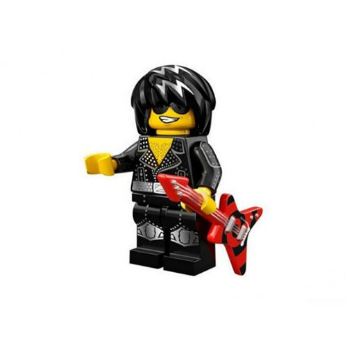 LEGO Minifigures Series 12 Rock Star Minifigure [Loose] - 1