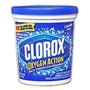 Clorox Oxygen Action Multipurpose Stain Remover 946 ml (Pack of 8)