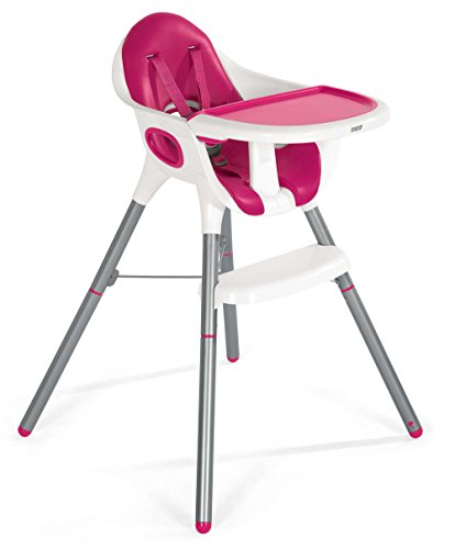 Mamas & Papas Juice High Chair (Pink) - 1