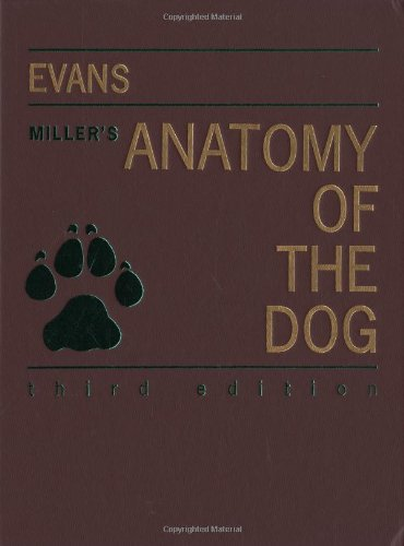 Miller's Anatomy of the Dog, 3e