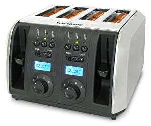 designer edelstahl 4 scheiben toaster von schaublorenz to2000 edelstahl vierschlitz. Black Bedroom Furniture Sets. Home Design Ideas