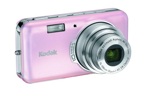 Kodak EasyShare V1003 is one of the Best Point and Shoot Digital Cameras for Photos of Children or Pets Under $200