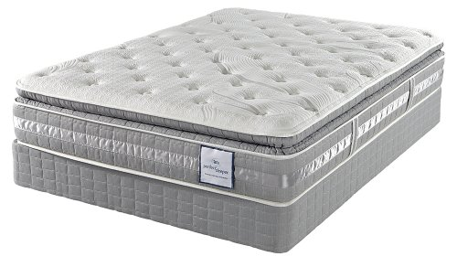 Serta Perfect Sleeper Manford Twin Xl Super Pillow Top Mattress My Home