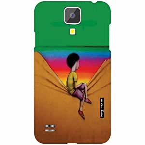 Design Worlds Samsung I9500 Galaxy S4 Back Cover - Sit Designer Case and Covers