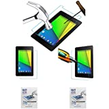 Acm Pack Of 2 Tempered Glass Screenguard For Nexus 7 2nd Generation 2013 Screen Guard Scratch Protector