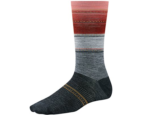 smartwool-womens-sulawesi-stripe-socks-taupe-moab-rust-large