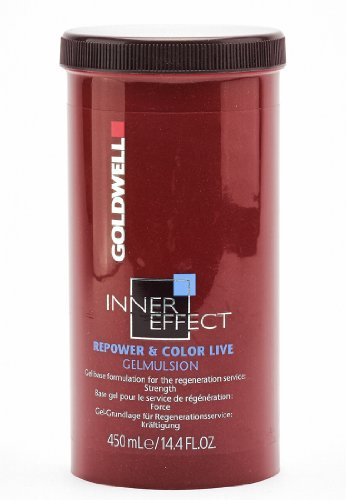 Goldwell Inner Effect Repower Color Live Gelmulsion 14.4 oz