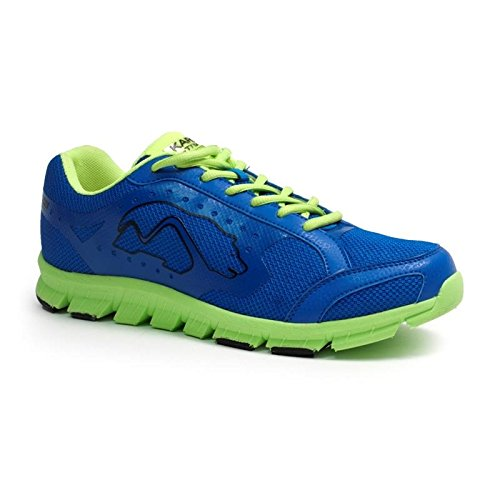 KARHU - Caster, Scarpe da corsa da uomo, violett (azul / lima), 42