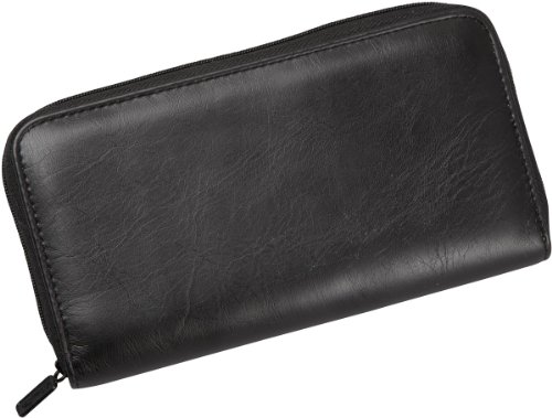 Coupon and Receipt Organizer by Buxton (Black)