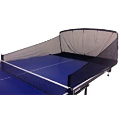 iPong Table Tennis Practice Net-Carbon Fiber Edition by iPong