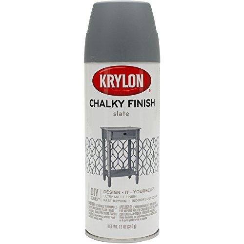 krylon-k04104000-chalky-finish-spray-paint-anvil-gray