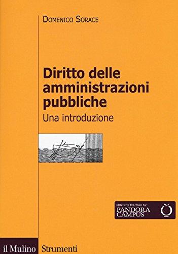 Diritto delle pubbliche amministrazioni. Una introduzione
