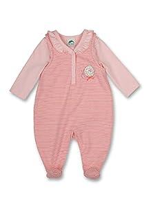 Sanetta 113038 - Conjunto de ropa para niñas