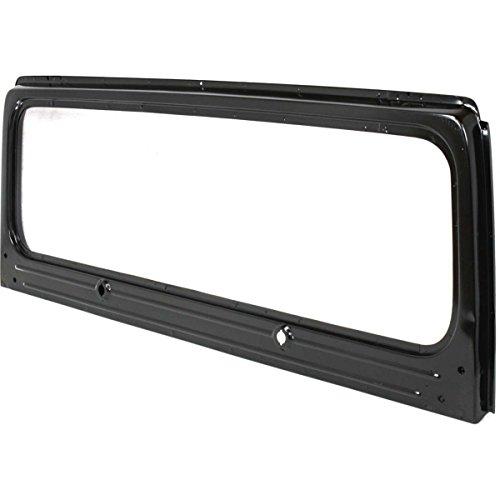Jeep yj windshield frame