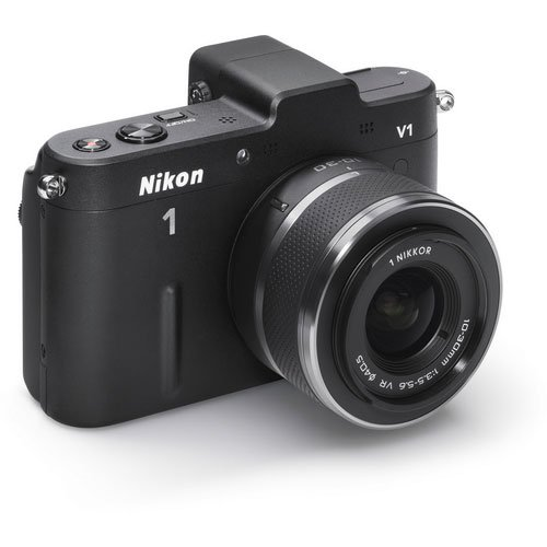 Nikon 1 V1 10.1 MP HD Digital Camera System