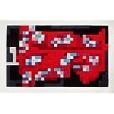 Alfombras y Moquetas Veo Veo - Alfombra colección japan mod kimono (alfombra cuadrada)(2,00 x 2,00 metros)