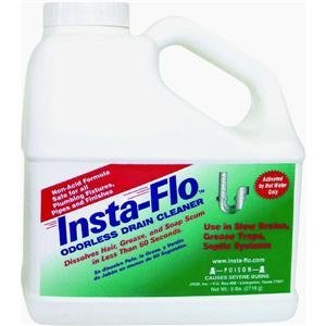 Thrift Marketing 6Lb Insta-Flo Drain Cleaner MAM-IS-600