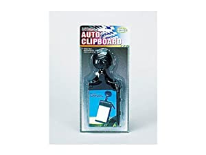 Automobile clipboard mount with paper - Pack of 48