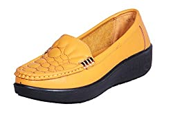 Funku Fashion Tan Casual Shoes