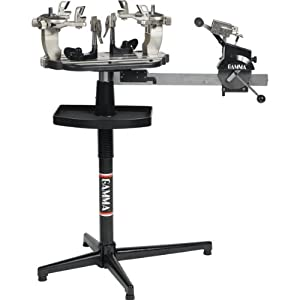 Buy Gamma 5003 with 6-PT Mounting System, Black Silver by Gamma