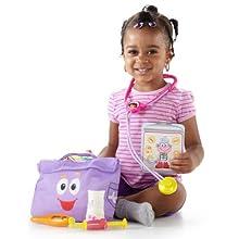 Fisher-Price Dora the Explorer Dora Doctor Kit