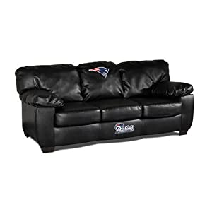 NFL New England Patriots Team Classic Sofa by Imperial