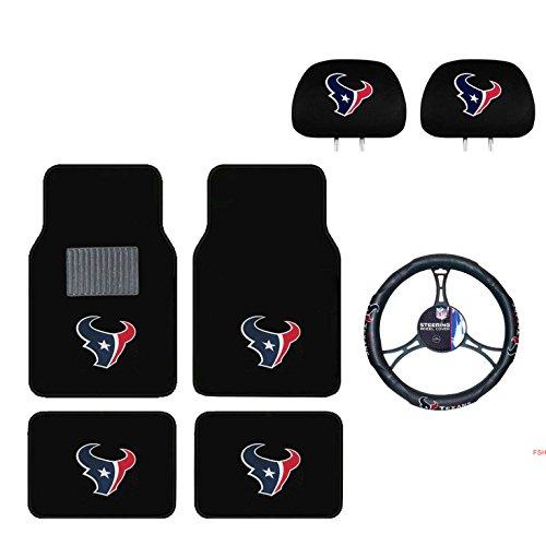 Houston Texans Car Seat Covers