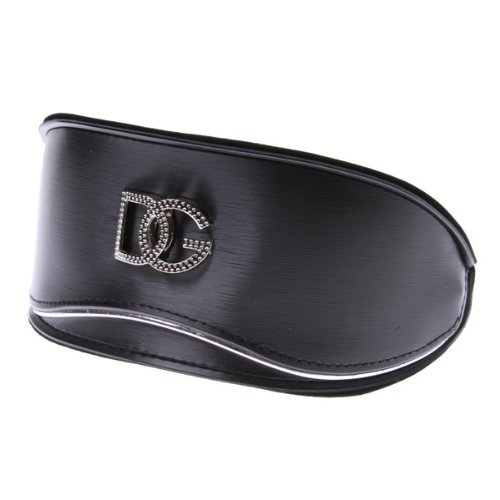Premium DG Eyewear Nylon Sunglasses Enclosure Protective Case with Metal Logo